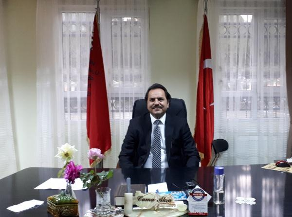 Cuma AKSU - Okul Müdürü